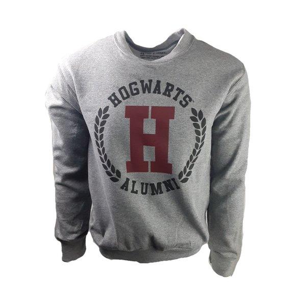 Harry Potter Other - Harry Potter Hogwarts Alumni Grey/Multi Sweatshirt